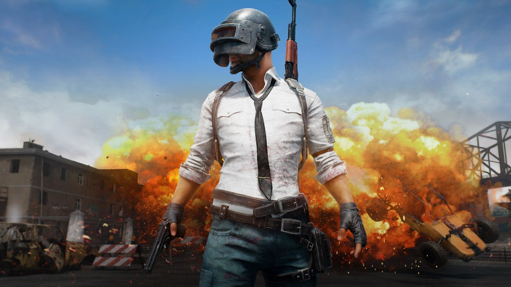 Pubg En Hd: PlayerUnknown's Battlegrounds