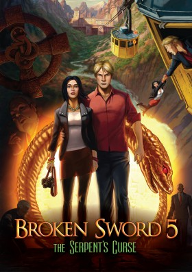 Carátula de Broken Sword: The Serpent's Curse