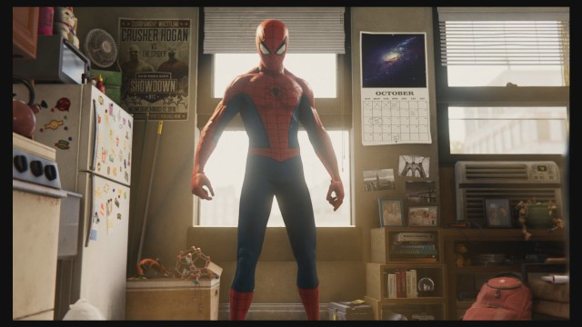 cosas que los jugadores de PS4 spider-man no sabían