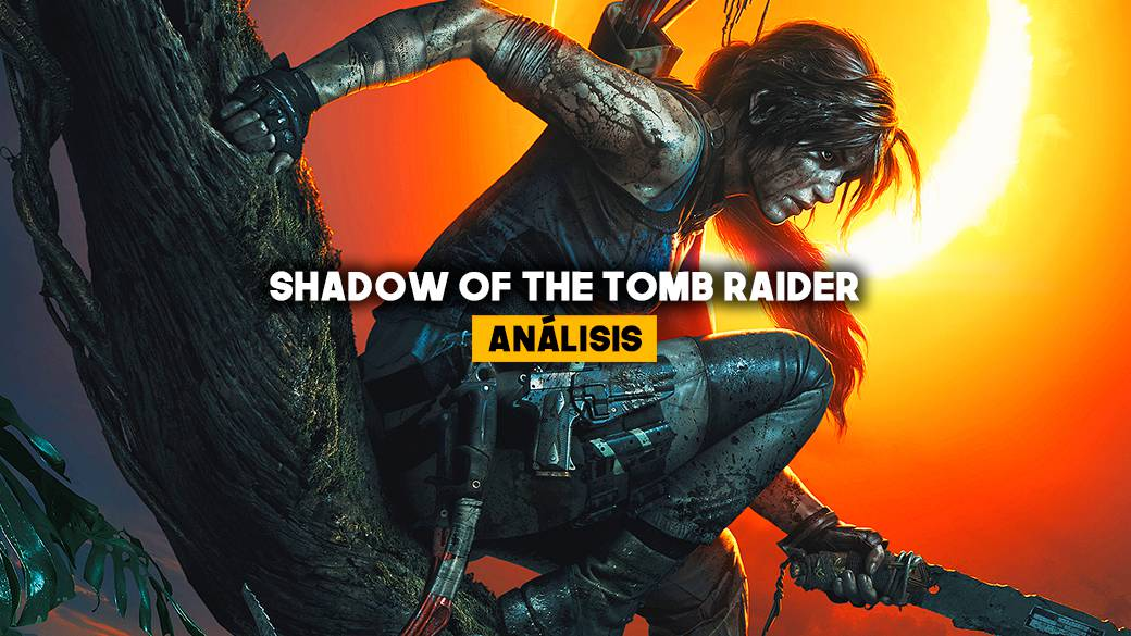 Vídeo análisis Shadow of the Tomb Raider