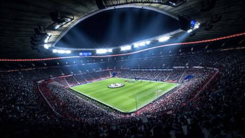 Real Madrid y Atlético, derbi madrileño en la demo de FIFA 19