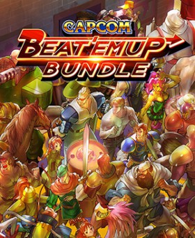 Carátula de Capcom Beat'Em Up Bundle