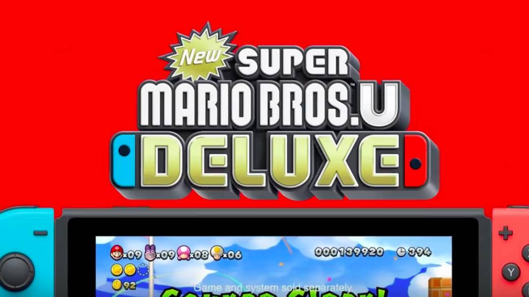 new super mario bros deluxe switch