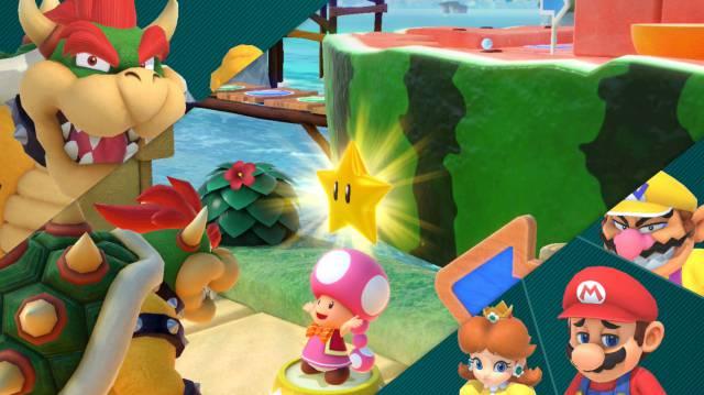 Super Mario Party Para Nintendo Switch Impresiones Meristation