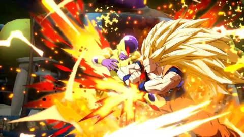 Dragon Ball FighterZ tendrá diferentes ediciones en la eshop de Nintendo Switch