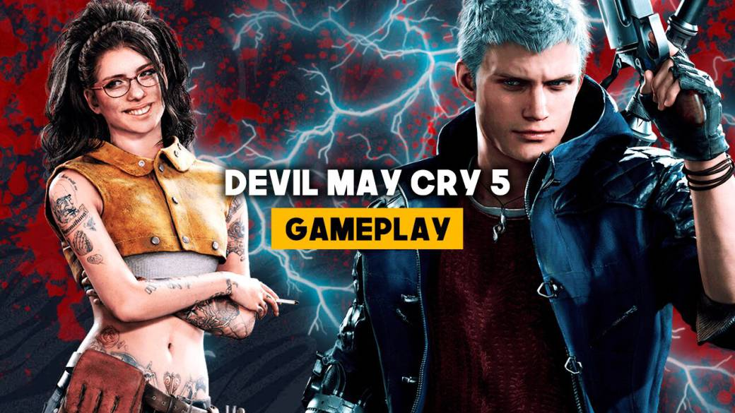 Gameplay Devil May Cry 5: Su música adaptativa