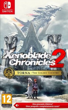 Carátula de Xenoblade Chronicles 2: Torna - The Golden Country