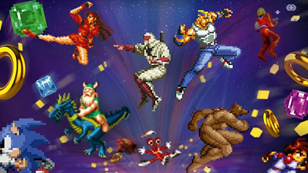 Resultado de imagen de SEGA® Mega Drive Classics