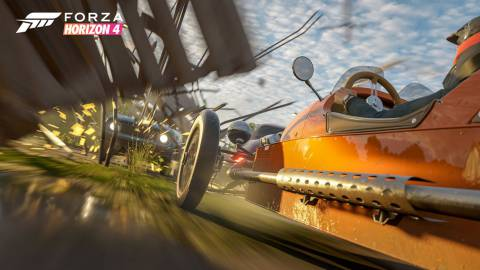 Forza Horizon 4 gana volumen y superará los 62 GB en Xbox One