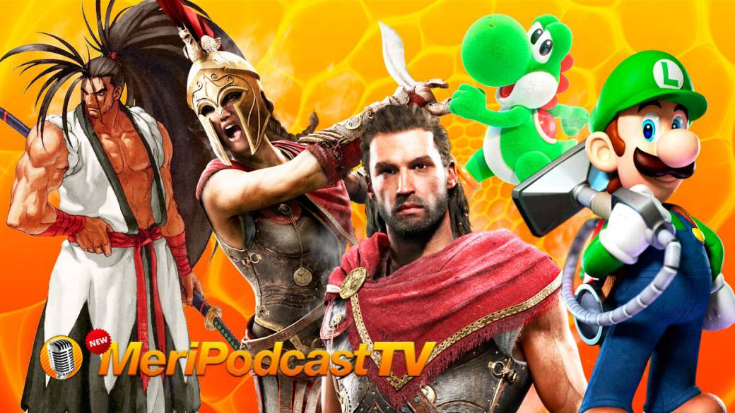 MeriPodcast 12x02: Nintendo Direct, Assassin s Creed Odyssey y SNK