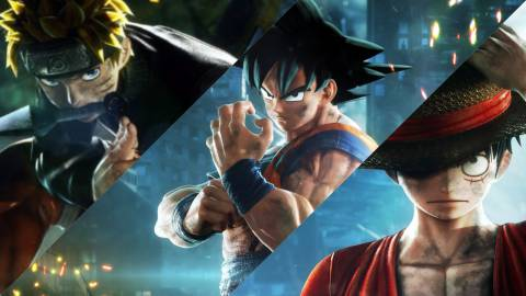 Jump Force confirma beta cerrada para octubre en PS4
