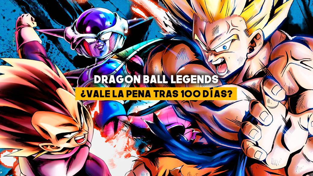 100 días con Dragon Ball Legends: ¿Vale la pena?