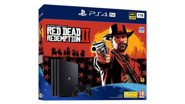 Red Dead Redemption 2 presenta sus packs junto a PS4