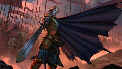 Thronebreaker: The Witcher Tales, toca salvar a la reina