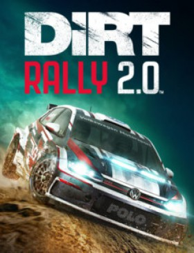 Carátula de Dirt Rally 2.0