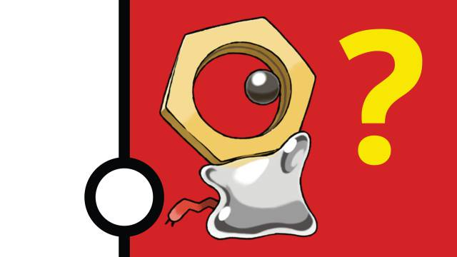 Meltan Pokémon