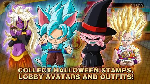 Dragon Ball FighterZ se viste de Halloween y añade novedades
