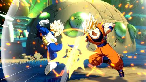 Dragon Ball FighterZ muestra su tráiler de lanzamiento en Nintendo Switch