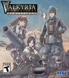 Carátula de Valkyria Chronicles Remastered