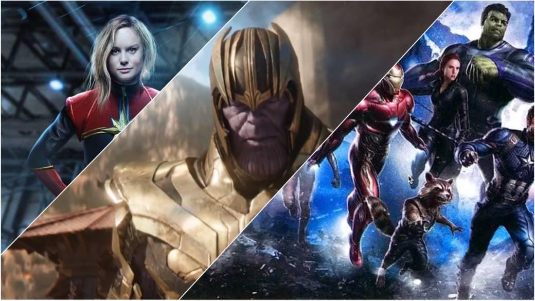 Capitan Marvel Y Los Falsos Vengadores Todo Lo Que: Vengadores 4: Todo Lo Que Sabemos De La Nueva Película