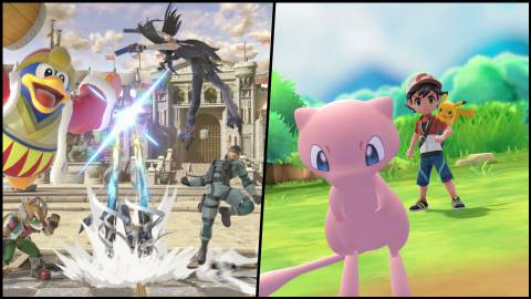Pokémon y Super Smash Bros, jugables en Madrid Games Week