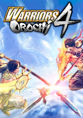 Carátula de Warriors Orochi 4