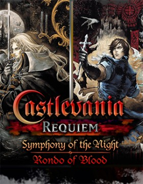 Carátula de Castlevania Requiem: Symphony of the Night & Rondo of Blood