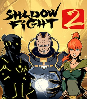 Carátula de Shadow Fight 2