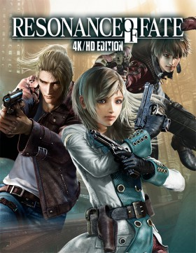 Carátula de Resonance of Fate 4K / HD Edition
