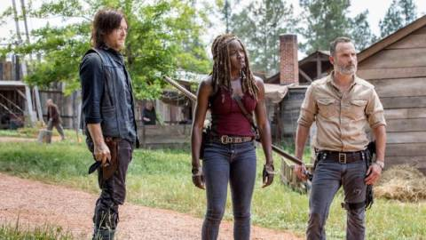 The Walking Dead: lo que hay que saber de la temporada 9