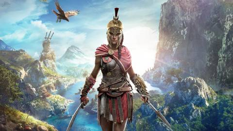 Ventas UK: Assassin's Creed Odyssey vende menos que Origins en físico