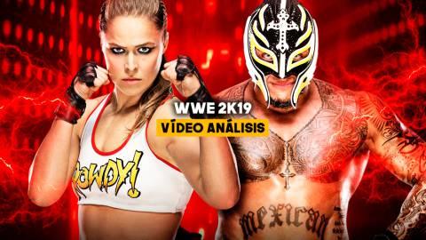 WWE 2K19 - Videojuegos - Meristation