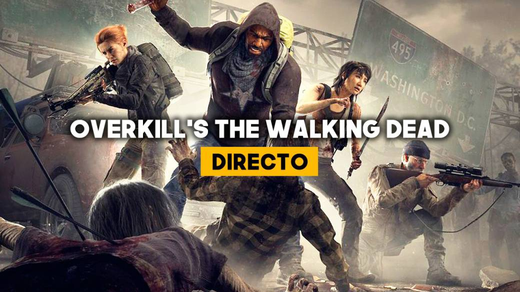 Directo: Overkill s The Walking Dead