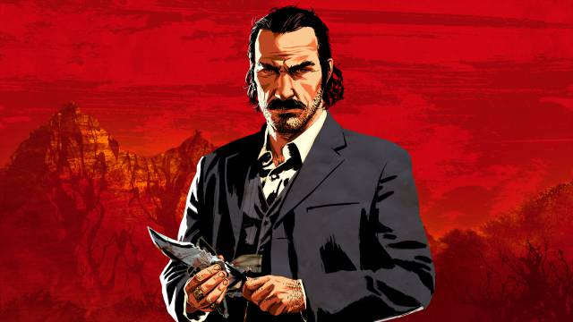 La Banda de Dutch Van der Linde en Red Dead Redemption 2