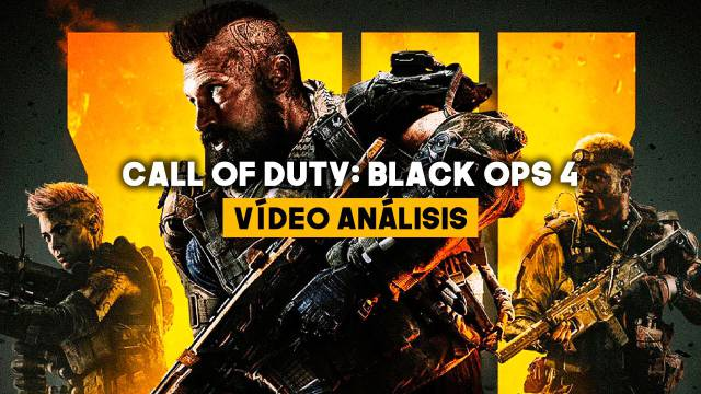 Call of Duty Black Ops 4: Vídeo Análisis