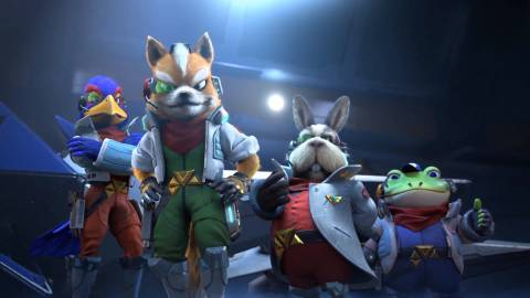 Star Fox en acción: nuevo tráiler de Starlink: Battle for Atlas