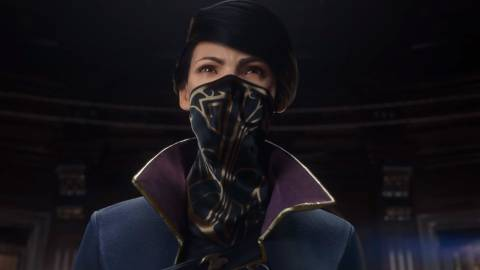 Recrean Karnaca, de Dishonored 2, en Planet Coaster