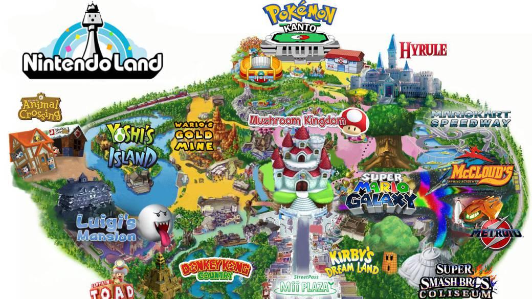 Super Nintendo World, el parque temático, se encuentra ya en ...
