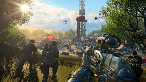 Call of Duty: Black Ops 4 arregla errores y bugs con su último parche
