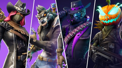 Fortnite Battle Royale: Desafíos de Fortnitemares