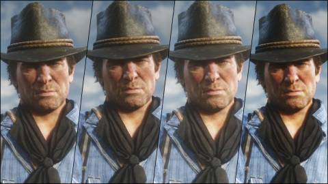 Red Dead Redemption 2: Comparativa gráfica en PS4, PS4 Pro, Xbox One y One X