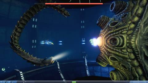 Rigid Force Alpha: el Shoot'em Up es eterno