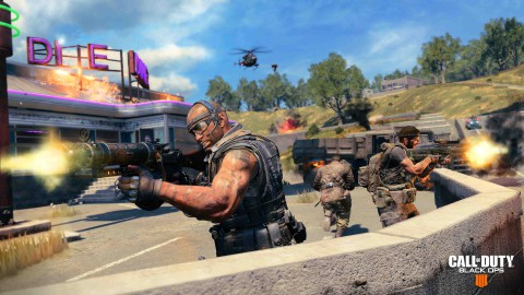 Call of Duty: Black Ops 4, Guía de logros y trofeos - Logros y trofeos de Blackout
