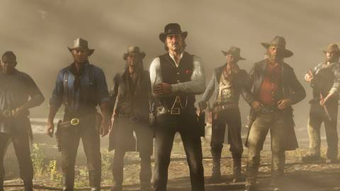 Red Dead Redemption 2 vende el doble que el original en su debut en UK