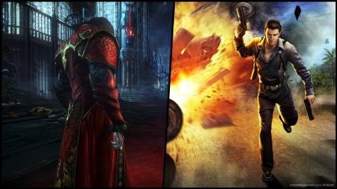 Just Cause y la saga Castlevania Lords of Shadow, retrocompatibles en Xbox One