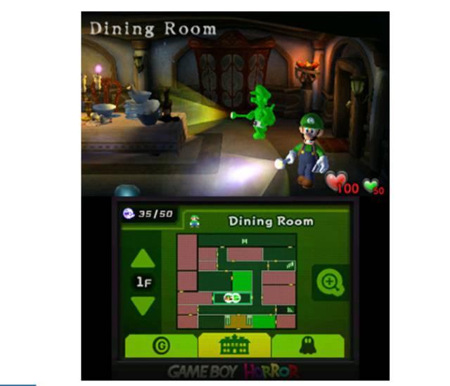 Luigi y GomiLuigi en el modo Cooperativo de la Campaña