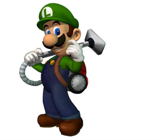 Luigi's Mansion, análisis
