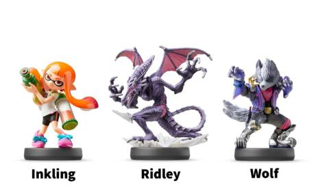 Nintendo presenta los nuevos amiibo para Super Smash Bros. Collection