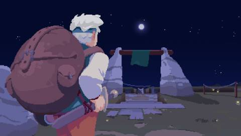 Moonlighter, análisis Switch