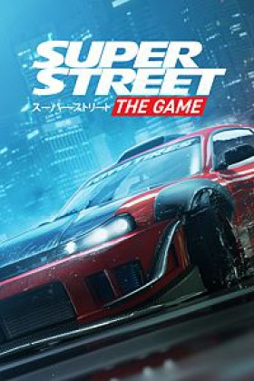 Carátula de Super Street: The Game